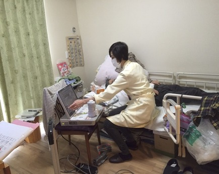 臨床検査技師さん増員のため募集!!院内保育室完備!女性に優しい職場です。
